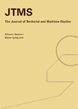 The Journal of Territorial and Maritime Studies Volume 2 Number 1