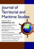 The Journal of Territorial and Maritime Studies Volume 4 Number 2